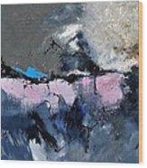 Abstract 6621801 Wood Print