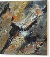 Abstract  6621802 Wood Print