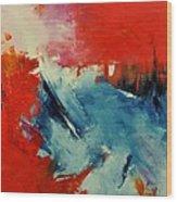 Abstract 66219082 Wood Print