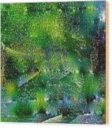 Abstract 67 Wood Print