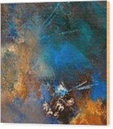 Abstract 69210151 Wood Print
