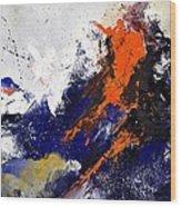Abstract 6954238 Wood Print