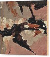 Abstract 69548 Wood Print