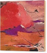 Abstract 695623 Wood Print