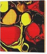 Abstract 760 Wood Print