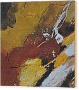 Abstract 88119011 Wood Print