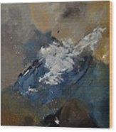 Abstract 8821206 Wood Print