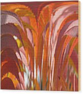 Abstract Autumn Wood Print