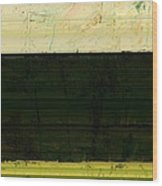 Abstract Landscape - The Highway Series Ll Wood Print