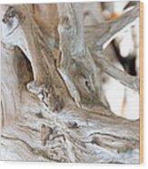 Abstract Wood Wood Print