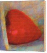 Abundant Love Wood Print