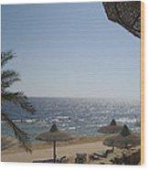 Acapuco Of Egypt Wood Print