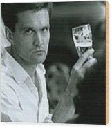 Actor Robert Sorensen No. 5 Wood Print