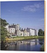 Adare Manor, Co Limerick, Ireland Wood Print