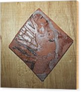 Adele - Tile Wood Print