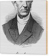 Adolphe Quetelet (1796-1874) Wood Print