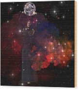 Adora, Goddess Of The Heavens Wood Print