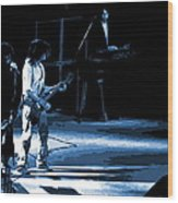 Aerosmith In Spokane 13b Wood Print
