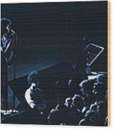 Aerosmith In Spokane 14a Wood Print