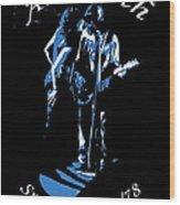 Aerosmith In Spokane 1c Wood Print