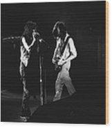 Aerosmith In Spokane 29 Wood Print