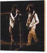 Aerosmith In Spokane 29b Wood Print