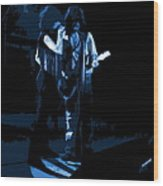 Aerosmith In Spokane 2b Wood Print