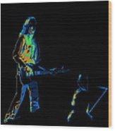Aerosmith In Spokane 30b Wood Print