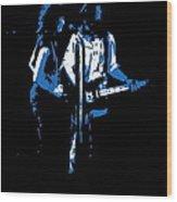 Aerosmith In Spokane 32b Wood Print