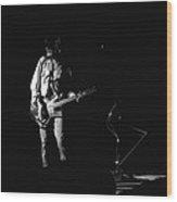 Aerosmith In Spokane 7 Wood Print