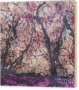 Afri-spiritus Sembler Wood Print