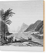 Africa: Cape Of Good Hope Wood Print