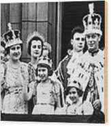 After Coronation Ceremonies, The Royal Wood Print by Everett
