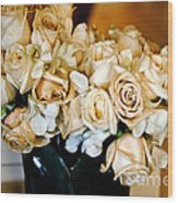 After The Wedding Wood Print