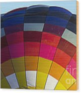Air Balloon 1554 Wood Print