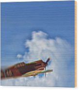 Air Superiority 1942 Wood Print