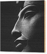 Akhenaten Wood Print