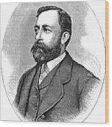 Albert Bierstadt (1830-1902) Wood Print