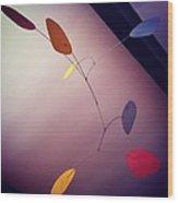 Alexander Calder Wood Print