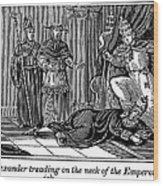 Alexander IIi (d. 1181) Wood Print