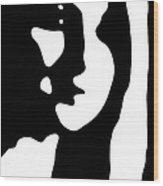 Alexandria Light And Shadow Wood Print
