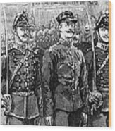 Alfred Dreyfus (1859-1935) Wood Print by Granger