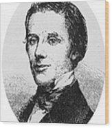 Alfred E. Beach (1826-1896) Wood Print