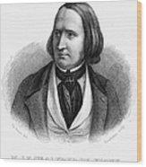 Alfred Victor De Vigny Wood Print