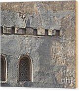 Alhambra Wall Wood Print