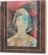 Alice Kuykendall 1966 Wood Print