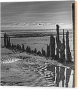 All That Remains Wood Print