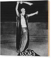 Alla Nazimova (1879-1945) Wood Print