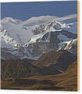 Allardyce Range, Cumberland East Bay Wood Print
