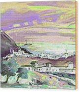 Almeria Region In Spain 04 Wood Print